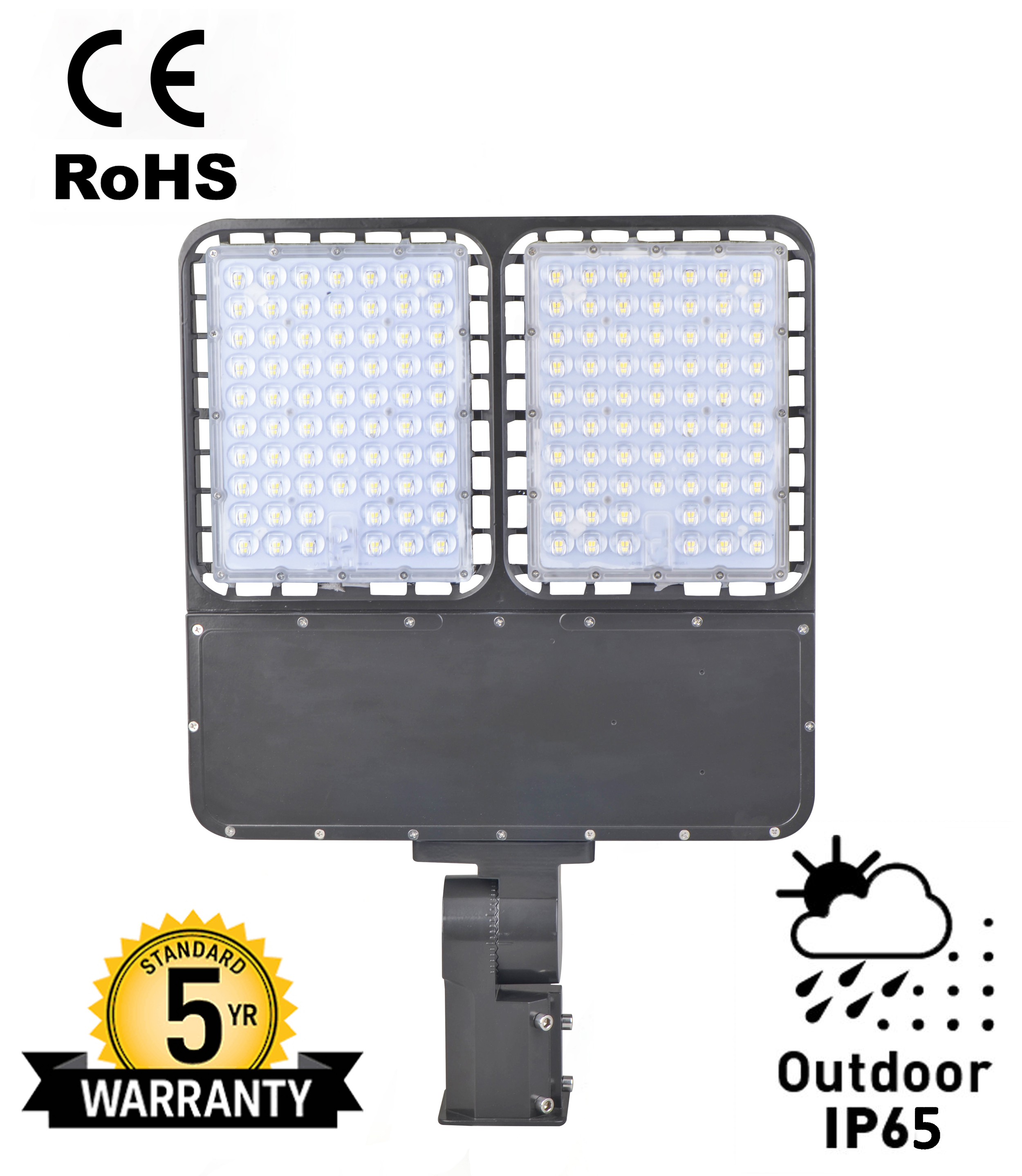 outdoor led parking lot lighting