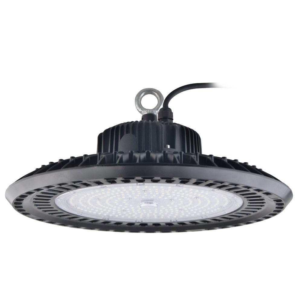 Led High Bay Lights Ireland: 200 Watt LED UFO High Bay Lights-5000K ,Natural White-Hook
