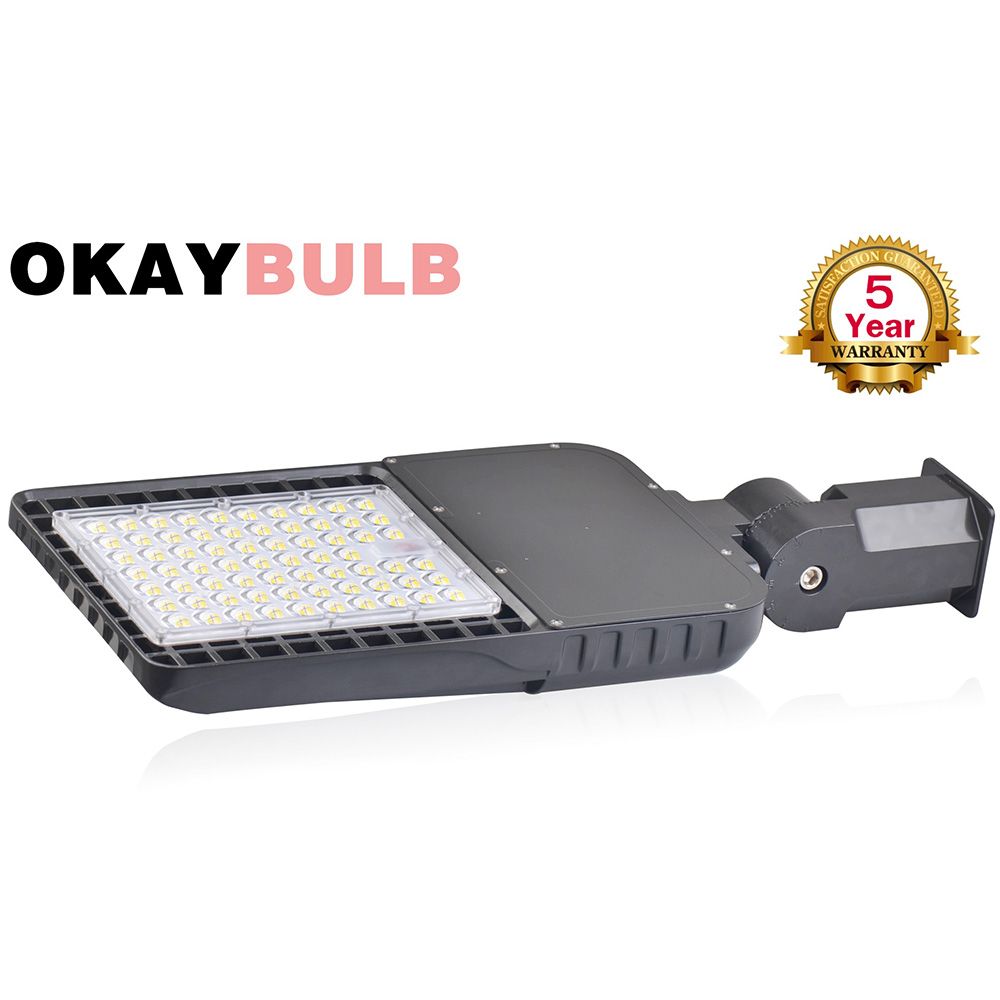 400w Metal Halide Lamp To Led: 400W Metal Halide Replacement LED Shoebox 150W 19500LM