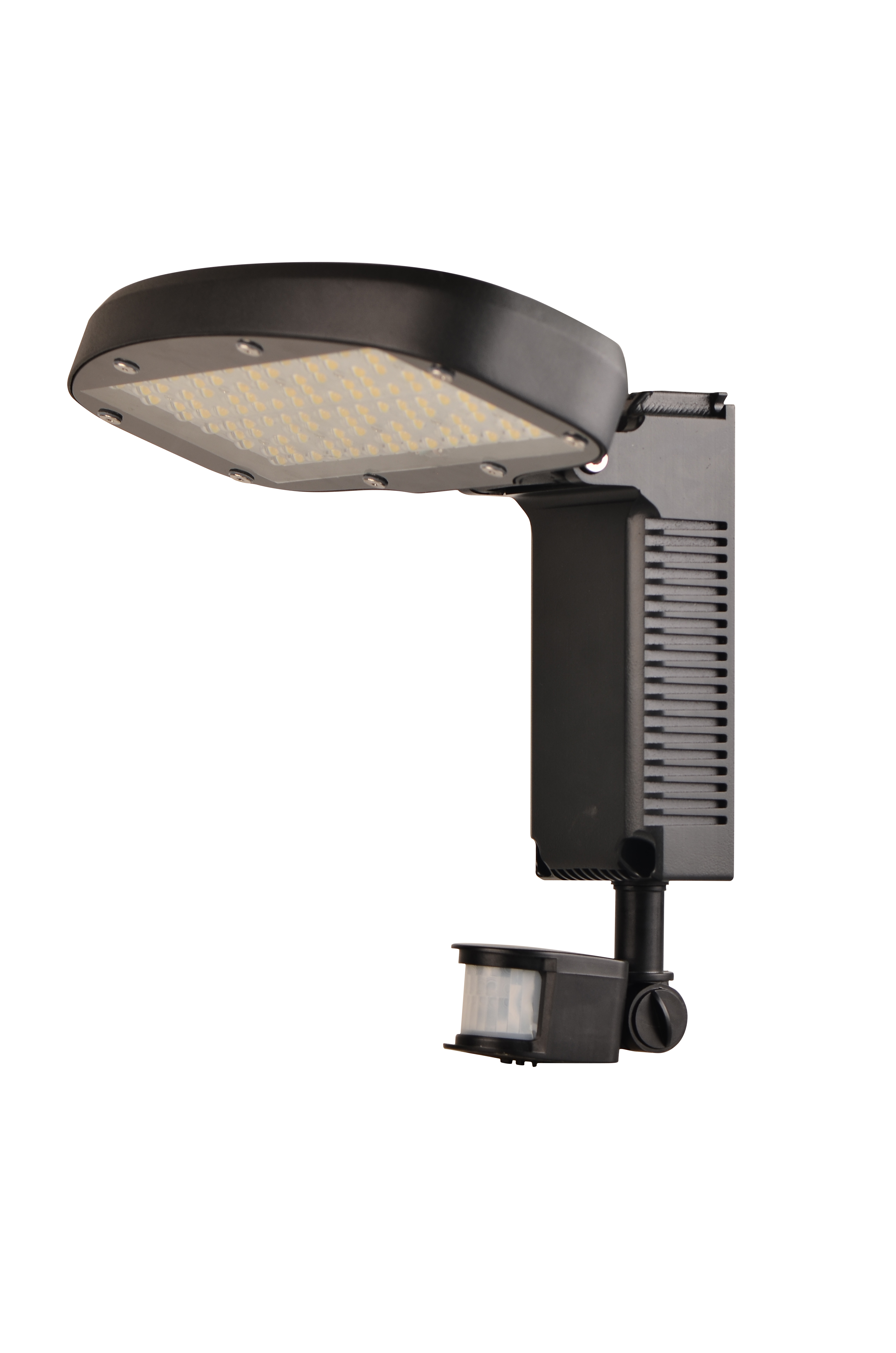 100w Led Wallpack Light With Sensor Okaybulb