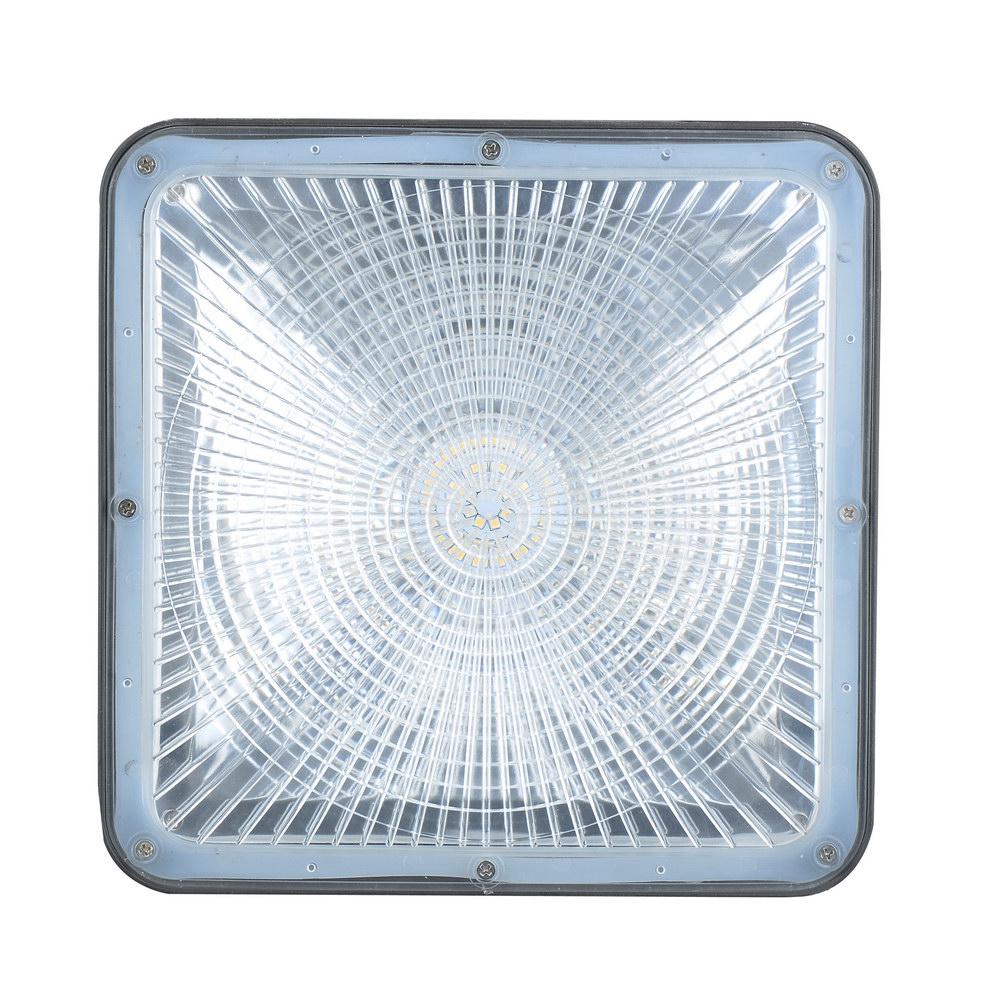 60w 7200 Lumens Led Canopy Light Fixtures Okaybulb