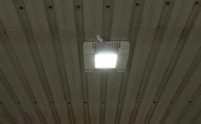 Canopy Scottsdale Led Retrfot Kits Light Application