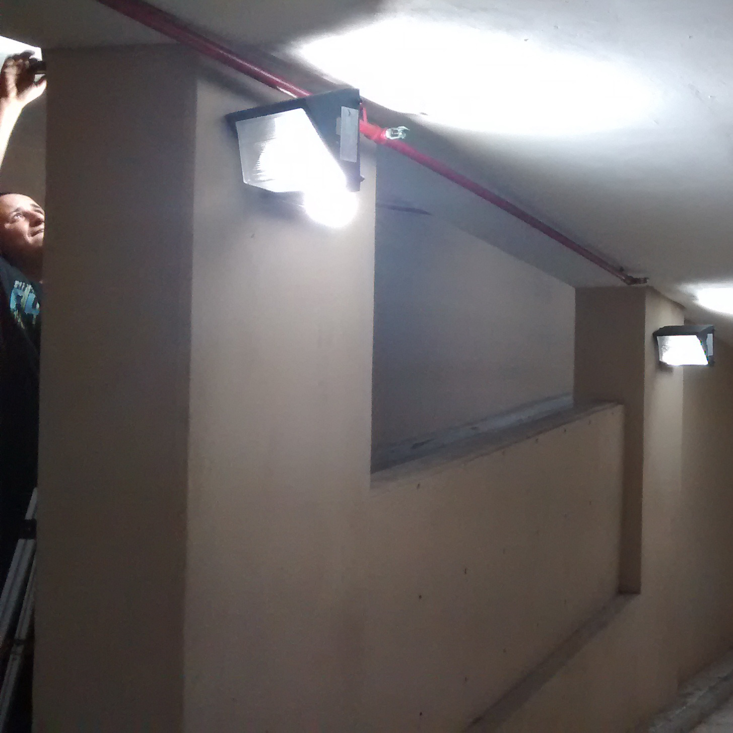 Led Wallpacks Light For Parking Lot Use Application In Usa