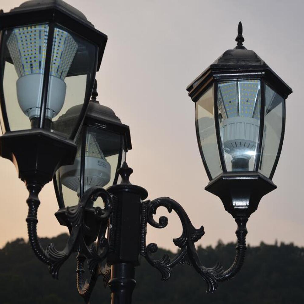Metal Halide Lamp Led: 40 Watt Post Top Metal Halide Replacement LED Light