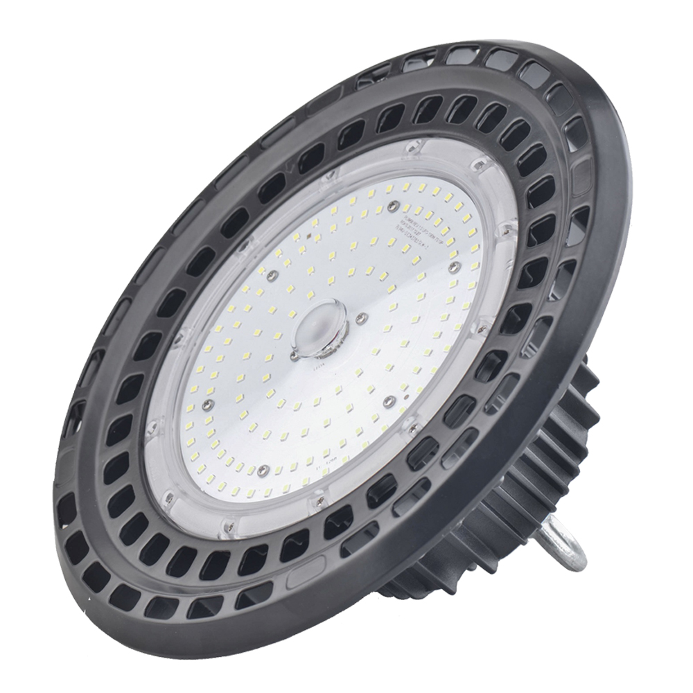 150w Led High Bay Fixtures Saturn 1 Efficient 5000k