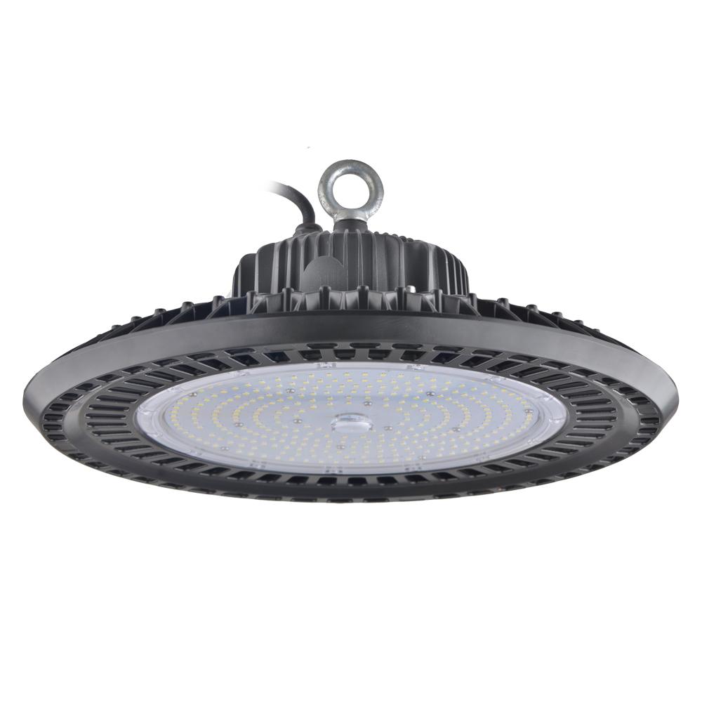 Oreva Led High Bay Lamps: 480v LED High Bay Lighting UFO 200W 5000k 90/120 Beam