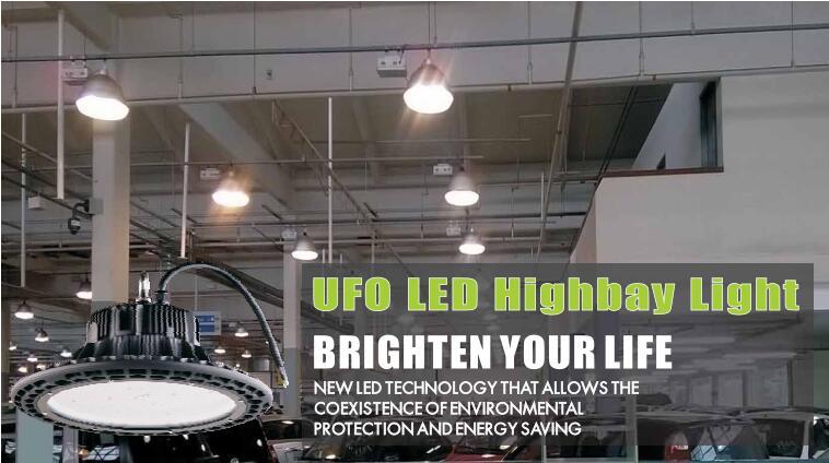 Okaybulb 200w Led Ufo High Bay 400w Hid Replacement