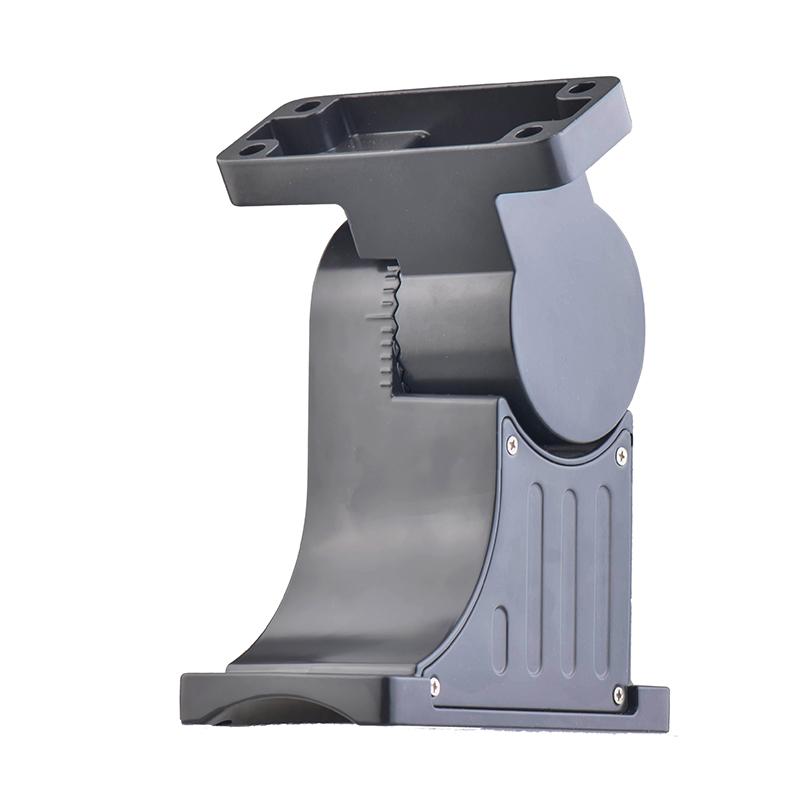 Commercial Outdoor Lighting Shoebox 240w Arm Mount 5000k
