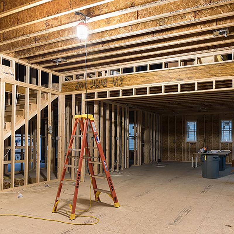 150 Watt Led Temporary Construction High Bay Light Fixture