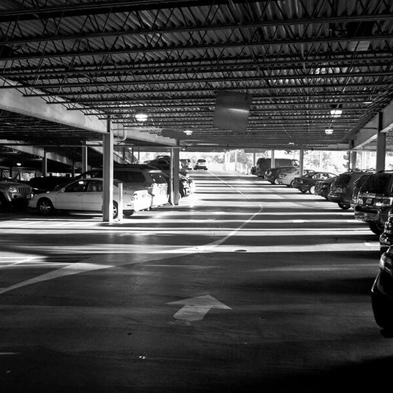 60 Watt Parking Garage Led Canopy Light 5000k 7200lumens
