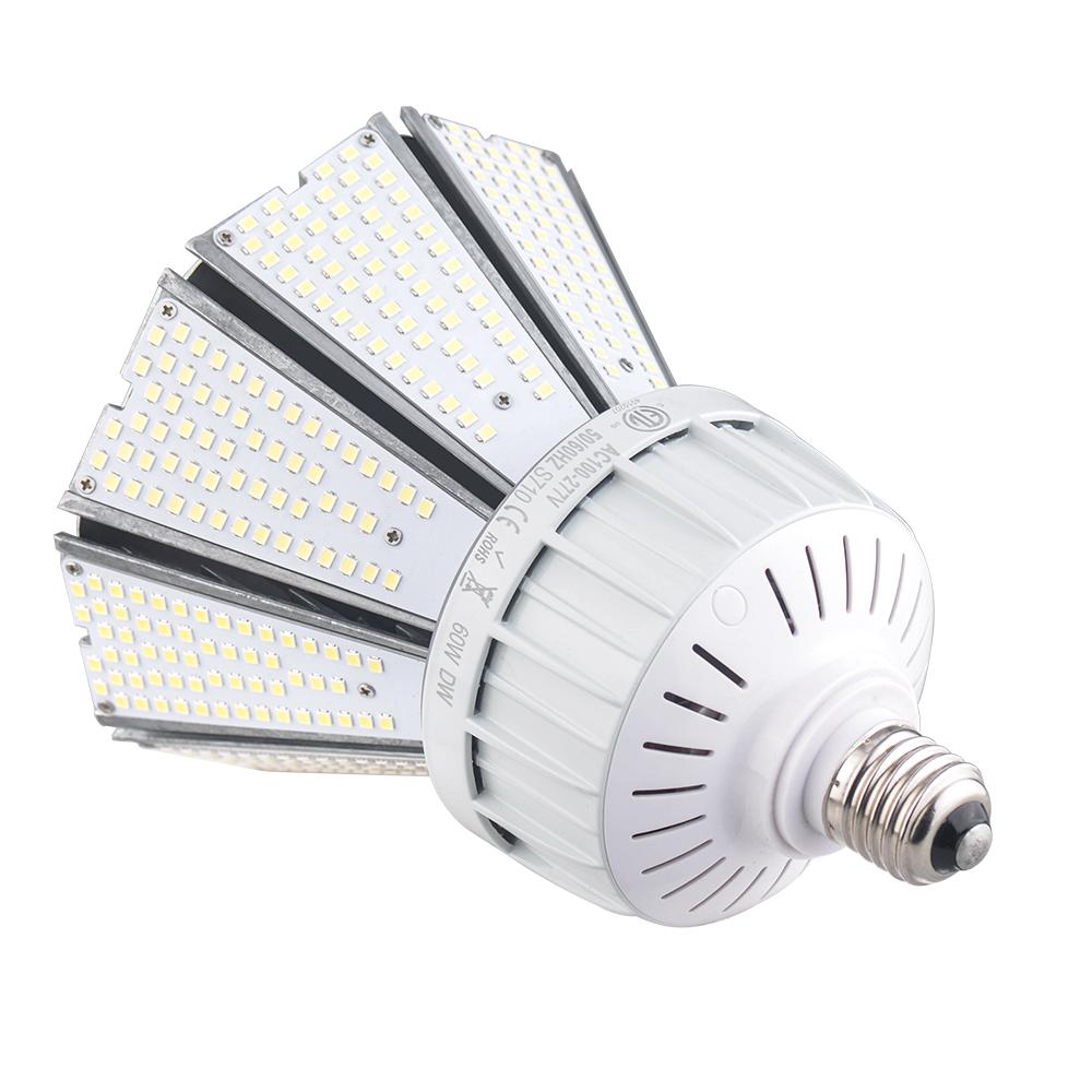 40 Watt Led Corn Bulb Light 5000k Outdoor Fixture Bulb