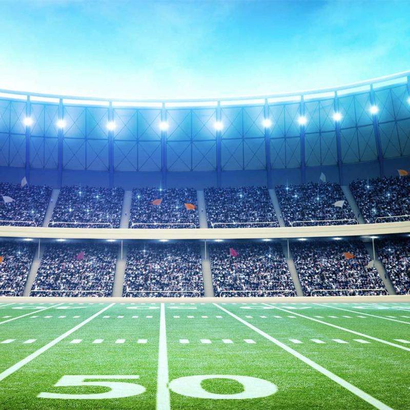300watt Led Stadium Flood High Mast Light 5000k Okaybulb
