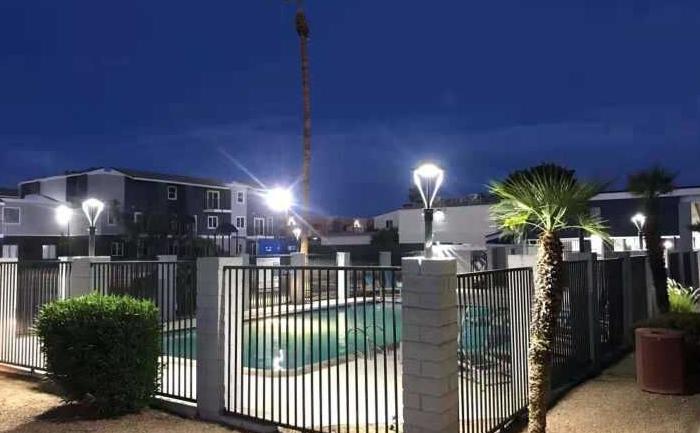 50W Swimming Pool Decorative Deck Light